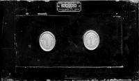 Photographie argentique noir et blanc contre-collée sur aluminium - 41 x 71 cm