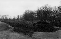 Photographie noir et blanc, épreuve numérique pigmentaire - Image 11 x 15,5 cm - Encadrement 60 x 80 cm