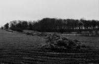 Photographie noir et blanc, épreuve numérique pigmentaire - Image 10,5 x 16 cm - Encadrement 60 x 80 cm