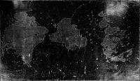 Photographie argentique noir et blanc contrecollée sur aluminium - 43 x 76 cm