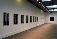 Chariots de composition Le Paradis perdu, Milton, Imprimerie nationale, Paris 2000 et Tableau noir n°2, amphithéâtre de Columbia, New York, 2004