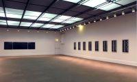 Tableau noir, école Henri Barbusse, Malakoff, 2002 et Chariots de composition Le Paradis perdu, Milton, Imprimerie nationale, Paris 2000