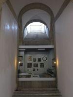 Bâche présentant l'exposition réalisée par le Studio Franck Bordas