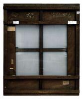 Photographie analogique couleur, épreuve numérique pigmentaire - 132 x 112 cm