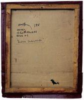 Photographie analogique couleur, épreuve numérique pigmentaire - 135 x 115 cm