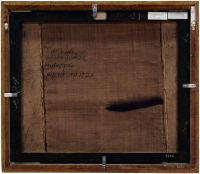 Photographie analogique couleur, épreuve numérique pigmentaire - 105 x 119 cm