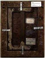 Photographie analogique couleur, épreuve numérique pigmentaire - 50 x 46 cm