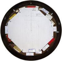 Photographie analogique couleur, épreuve numérique pigmentaire - 109 x 109 cm