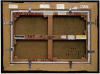 Photographie analogique couleur, épreuve numérique pigmentaire - 105,5 x 137,5 cm