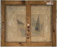 Photographie analogique couleur, épreuve numérique pigmentaire - 57,1 x 65,8  cm  © Succession Picasso