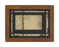 Numérisation, épreuve numérique pigmentaire 36 x 41 cm / 14,2 x 16,1 in.